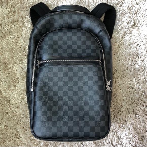 97f3da49168f Louis Vuitton Handbags - Louis Vuitton Mens Backpack  Michael